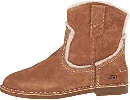6baff59452c UGG Women's W CATICA Fashion Boot, Chestnut, 7 M US: Amazon.com ...