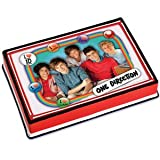 One Direction Edible Image Cake Topper