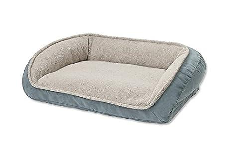 Amazon.com: Orvis Comfortfill Bolster - Cama para perro con ...