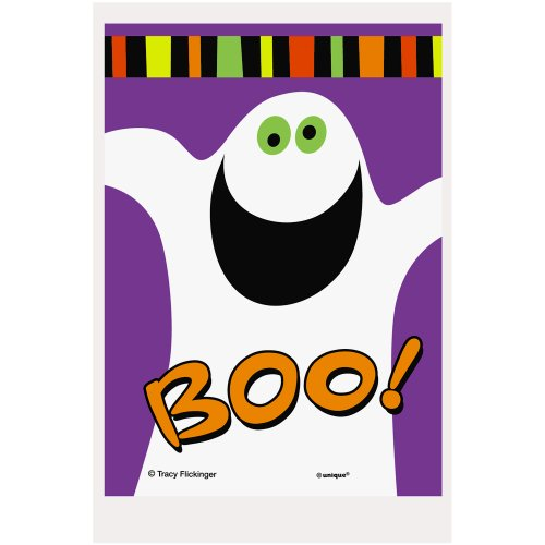 Pumpkin Boo Halloween Treat Bags,