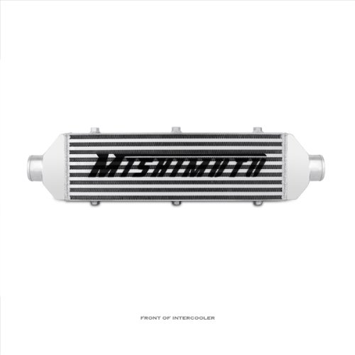 Mishimoto MMINT-UZ Universal Intercooler Z-Line, Silver, used for sale  Delivered anywhere in USA