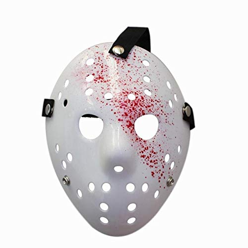 KBWL New 1pcs/lot No.13 Jason Voorhees Freddy Hockey Festival Party Halloween Masquerade Mask (Adult Size) 100gram 100g Type9