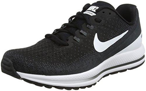 Nike Men's Air Zoom Vomero 13 Black/White/Anthracite Running Shoe 11 Men US