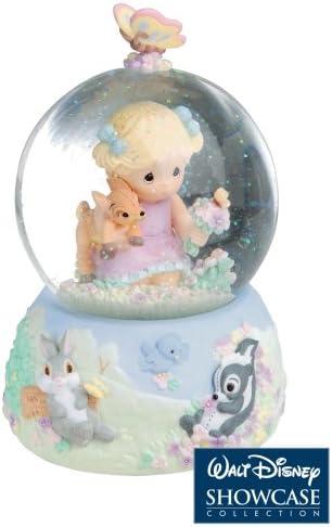 Precious Moments Disney Collection, Disney Bambi Musical Waterglobe