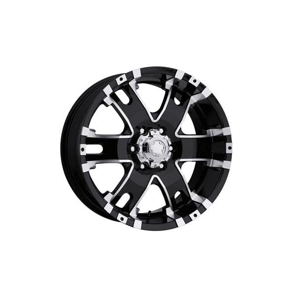 Ultra-Wheel-202B-Baron-Matte-Black-Wheel-18x96x135mm-25-mm-offset