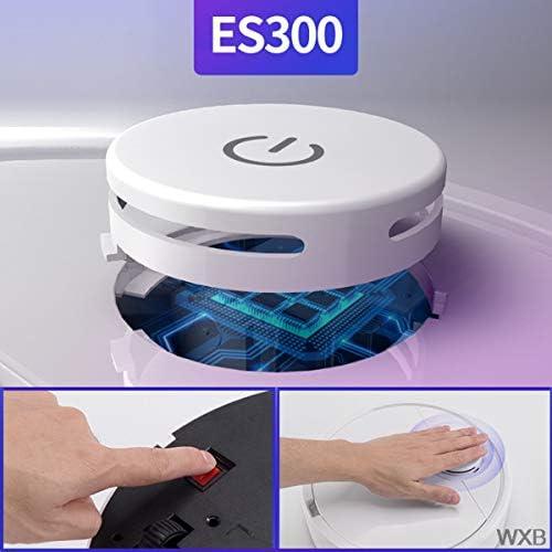 LAYX Etage Intelligent Aspirateur Robot, 3 en 1 Multifonction USB Robot De Nettoyage Automatique De L\'aspiration Balayeuse Wet Dry Balayeuse pour Ménage