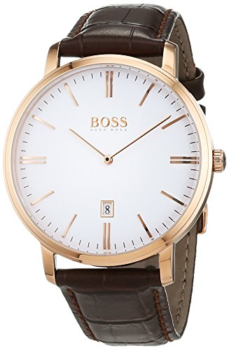 Hugo Boss TRADITION CLASSIC 1513463 Mens Wristwatch Classic & Simple