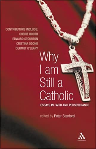 com why i am still a catholic essays in faith and  com why i am still a catholic essays in faith and perseverance 9780826485779 peter stanford books