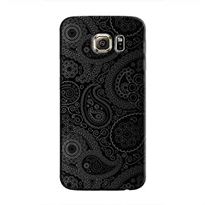 Cover It Up - Dark Curves Wallpaper Galaxy Note 5 Hard Case