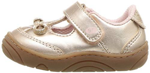 Stride Rite Girls' SR-Caroline Sneaker, Rose, 5 M US Toddler by Stride Rite (Image #4)