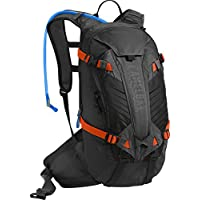 CamelBak K.U.D.U. 12 Hydration Pack, 3L/100 oz (Black/Laser Orange)