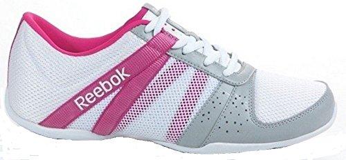 Reebok Dance Urrhythm Rs 2.0 Se Dance Shoe White/Pink Fusion/Tin Grey/Pure Silver 9Nc7VfSy