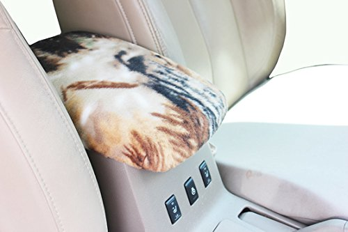HONDA CIVIC 2006-2013 Car Auto Center Armrest Console Cover. Protects from Dirt and Damage Renews old damaged consoles