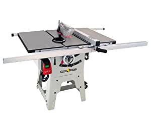 Steel City Tool Works 35990C 10-Inch Contractor Table Saw with Cast Iron Table Top