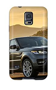 Everett L. Carrasquillo's Shop 5808599K20873544 Perfect Tpu Case For Galaxy S5/ Anti-scratch Protector Case (land Rover Sport 8)