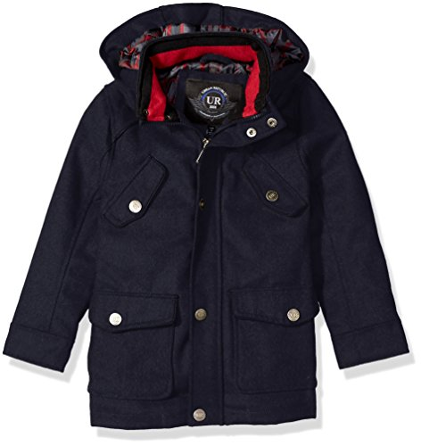 Urban Republic Little Boys' Toddler Wool Military Coat, N...