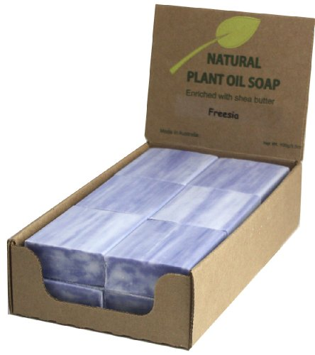 Australian made French milled Lilac natural soap (12)