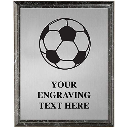 - Crown Awards Soccer Plaques, Personalized Soccer Ball Trophy Plaque Award, Great Custom Engraved Soccer Team Gifts Prime