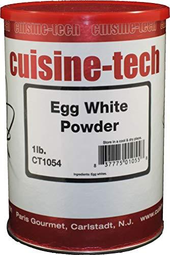 Cuisine Tech Egg White Powder 1 Lb by Cuisine Tech (Image #1)