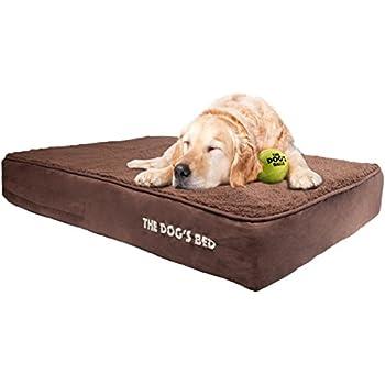 "Amazon.com : Big Barker 7"" Pillow Top Orthopedic Dog Bed"