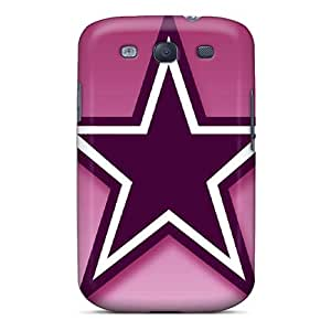 Hot New Dallas Cowboys Case Cover For Galaxy S3 With Perfect Design