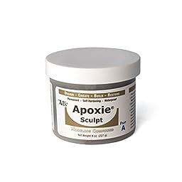 Apoxie Sculpt 1 Lb. Silver Grey