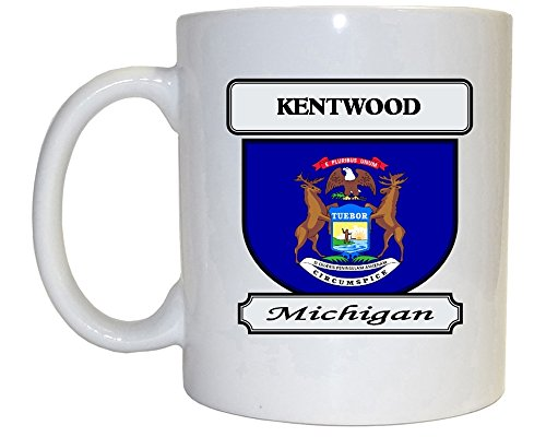 Kentwood, Michigan (MI) City Mug (City Of Kentwood Michigan)