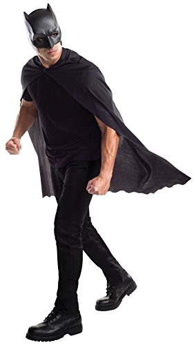 Men Costume 2016 (Batman Cape Set Costume Accessory Kit)