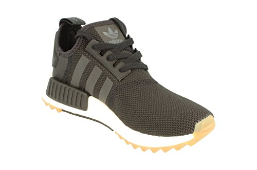 Adidas Originals Nmd_r1 Trail W Unisex Hardloopschoenen Sneakers (uk 6.5 Us 7 Eu 40, Core Black White S81046)