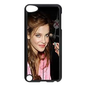 iPod Touch 5 Case Black hc78 barbara palvin fashion show makeup sexy Twlcp