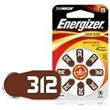 "Energizer Holdings, Inc - Energizer Ez Turn & Lock Size 312 - 312 ""Product Category: Power Equipment/Batteries"""