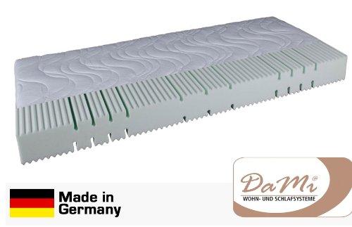 Orthopädische 7 Zonen Komfortschaummatratze Matratze AIR Balance H2 (180 x 200 cm)