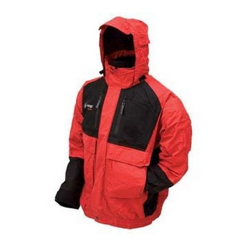Firebelly Toadz Jacket Black/Red - Small