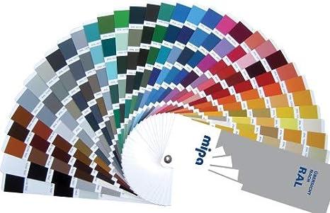 Ral Farbtonfächer Farbtöne Farbtonkarte Mipa Auto