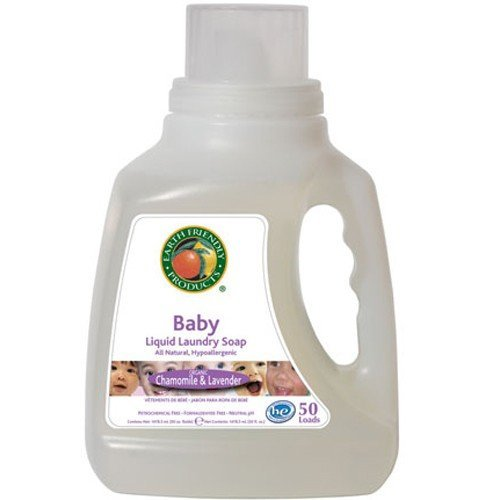- Earth Friendly Products - Baby Laundry Liquid | 1500ml | BUNDLE by Earth Friendly