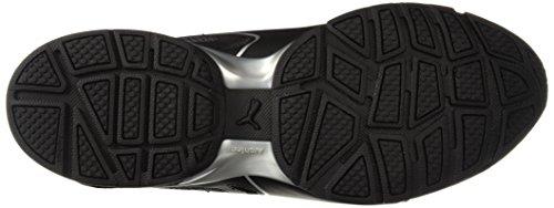 Heather Modern Knit PUMA Men's Asphalt Silver Sneaker US Black Tazon 11 M EtHEw4WqBZ