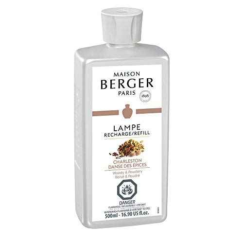 (Lampe Berger Fragrance - Charleston , 500ml / 16.9 fl.oz.)