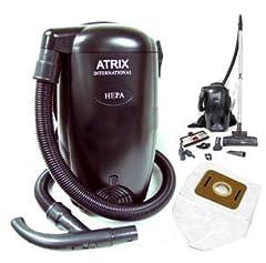 Atrix Bug-Sucker HEPA Backpack