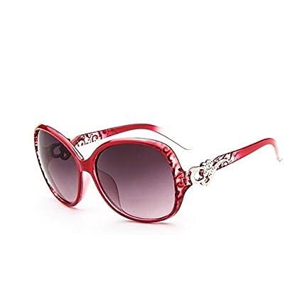 buildent (TM) verano estilo Oval gafas de sol las mujeres ...
