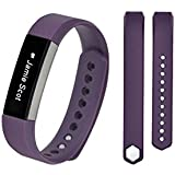 Leoie Smart Watch Replacement Wristband Band Wrist Strap for Fitbit Alta/HR