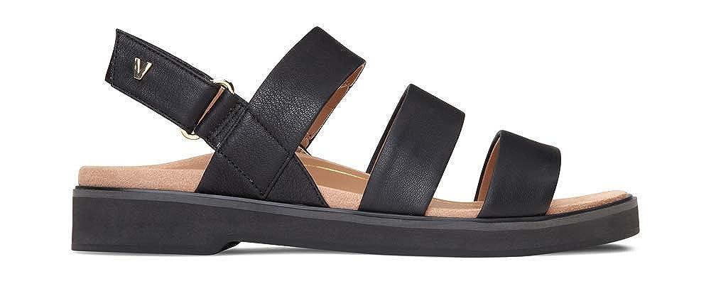 d3535297bcf5 Amazon.com  Vionic Women s Leila Keomi Backstrap Sandal - Ladies Concealed  Orthotic Support Sandal  Shoes