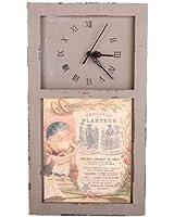 A Little More décoration Horloge avec image