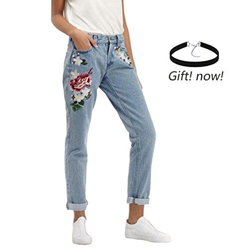 100 Cotton Denim Jeans - 4