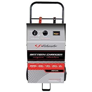 Schumacher Battery Charger Manual >> Amazon.com: Schumacher Electric Wheel Charger SE-4225 ...