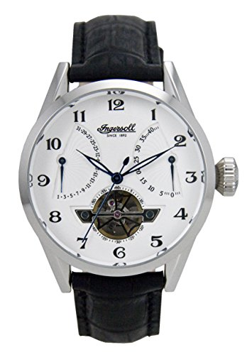 Ingersoll Men's IN6901WH Automatic Stetson White Watch