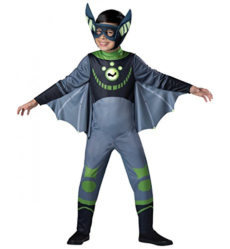 InCharacter Costumes Bat - Green Costume, One Color, X-Small