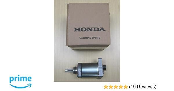 Brand New 2007-2013 Honda TRX 420 TRX420 Rancher ATV OE Starter Motor