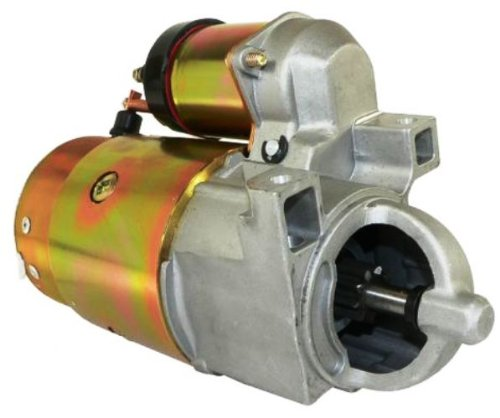 Discount Starter and Alternator 3838N Replacement Starter Fits BUICK Regal CHEVY Camaro Caprice Corvette Impala OLDSMOBILE ()