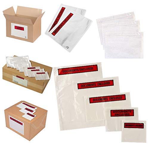 Comtechlogic CM-4008 Gedruckt Uni Selbstklebend Dokument Beigefügt Umschlag Mappe All Größen - Gedruckt, A4 (328x230mm) B07HMZP2QB | Die erste Reihe von umfassenden Spezifikationen für Kunden  | Exquisite (mittlere) Verarbeitung  | Preis