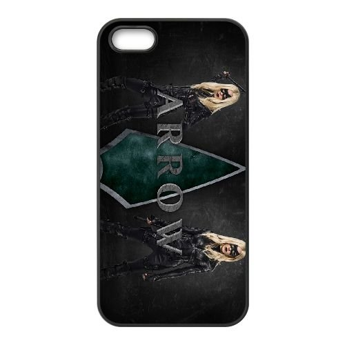 Black Canary 003 coque iPhone 4 4S cellulaire cas coque de téléphone cas téléphone cellulaire noir couvercle EEEXLKNBC23601